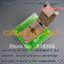 QFN-0808-01 Адаптер QFN8/D8 WSON8-DIP8 Программирование Адаптер DFN5x6A-8 Тест Гнездо