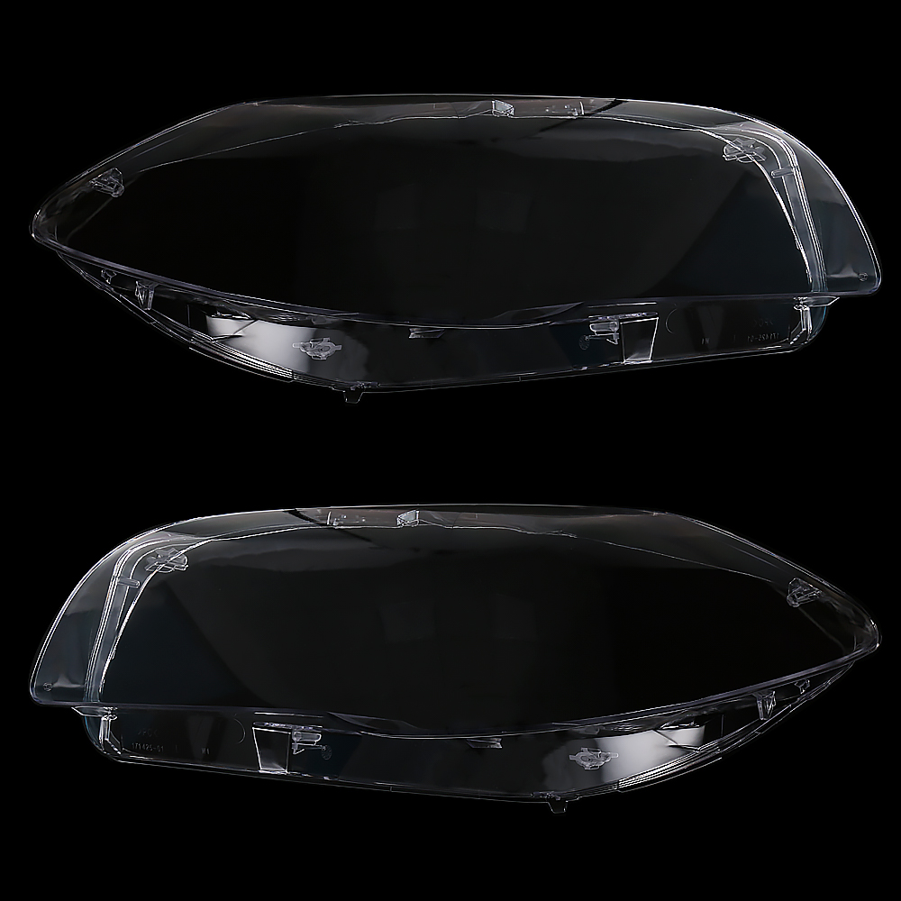 iSincer Car Headlight Lens For BMW 5 Serie Headlamp Cover Case Shell Lamp Assembly for BMW 5 Series F10 F18 520 523 525 535 530 pair car front headlamp clear lens headlight plastic shell clear cover for bmw e90 e91 2004 2005 2006 2007