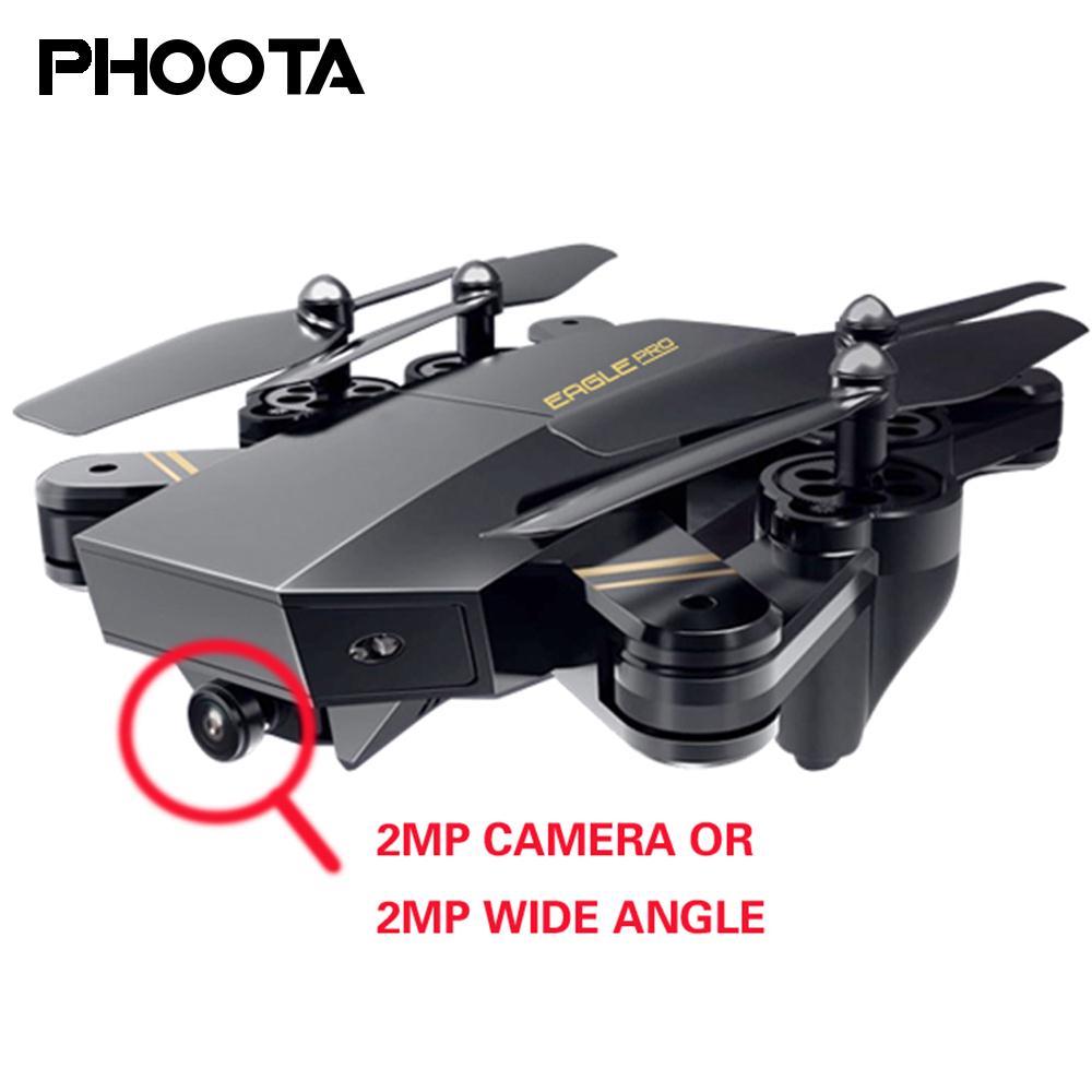 2,4 ГГц 4CH HD камера FPV Дрон Прохладный высота удержания Квадрокоптер открытый