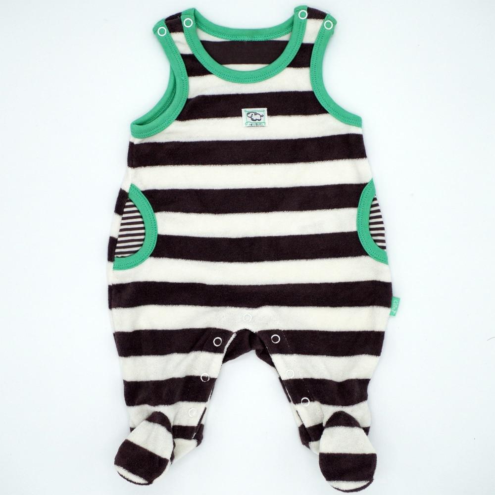6ecb94b2b46 50-62 Height Newborn Kids Bodysuit Sleeveless Baby Boys Girls Jumpsuit  Socks Coveralls Children Clothing Infant Clothes YZ097