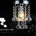 Selling Modern Crystal Chandelier LED Crystal Lamp K9 Corridor Chandelier Staircase Lamp Study Chandelier Free Shipping