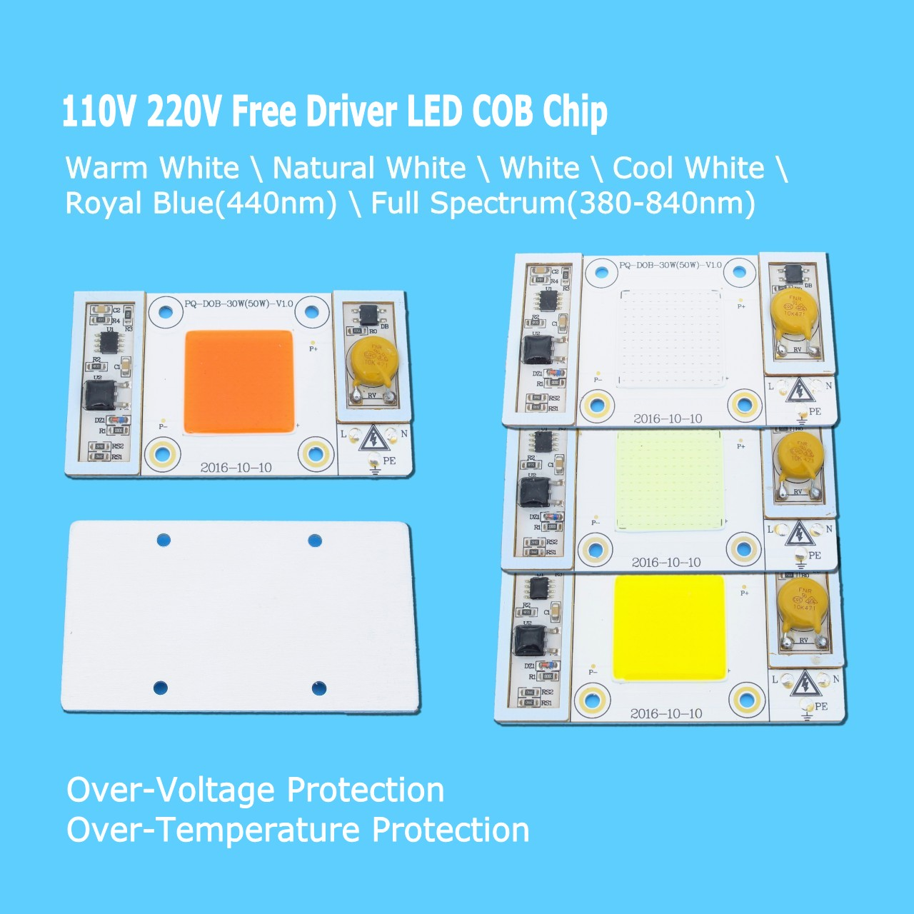 Led 50w 110v Wiring Diagram Wiring Library