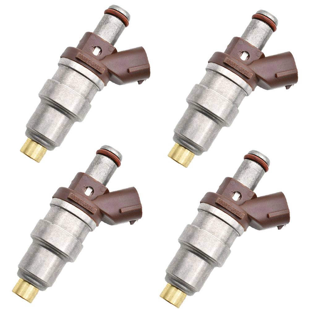 4pcs lot High quality Fuel Injector nozzle OEM 23250 75050 2325075050 23209 79095 for RZJ95 3RZ