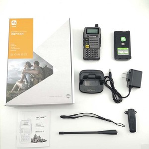 Image 5 - Quansheng UV R50 2 アップグレード携帯トランシーバー Vhf Uhf デュアルバンドラジオ Comunicador Hf トランシーバスキャナ Baofeng Uv 5r 同様