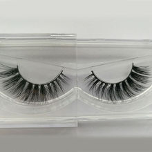 New 3D eyelashes Long Thick Dramatic Looking Handmade Mink Fur False Eyelashes For Makeup 1 Pair Pack