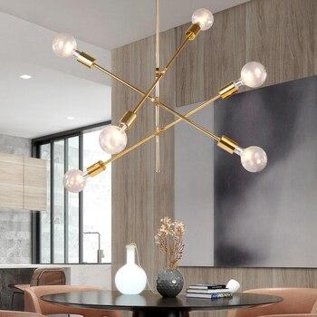 Arte postmoderna Lampadario, Nordic semplice personalità, soggiorno ristorante luce del progettista cafe bar illuminazione