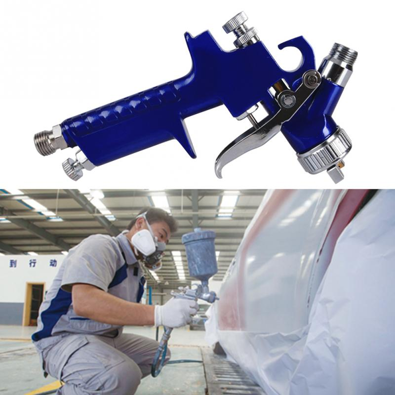 2018 1PC Professional Air Spray Paint Gun Set Car Auto Painting Kit capacity 0.8mm Very good Atomization