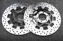 Brand new Motorcycle Rear Brake Disc Rotors For YAMAHA FJ1200(3CV/3XW Type) 88-95 Universel