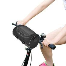 Bicycle Bag Waterproof Bike Bags Multifunction Cycling Touch Screen Phone Storage Large Capacity Handlebar
