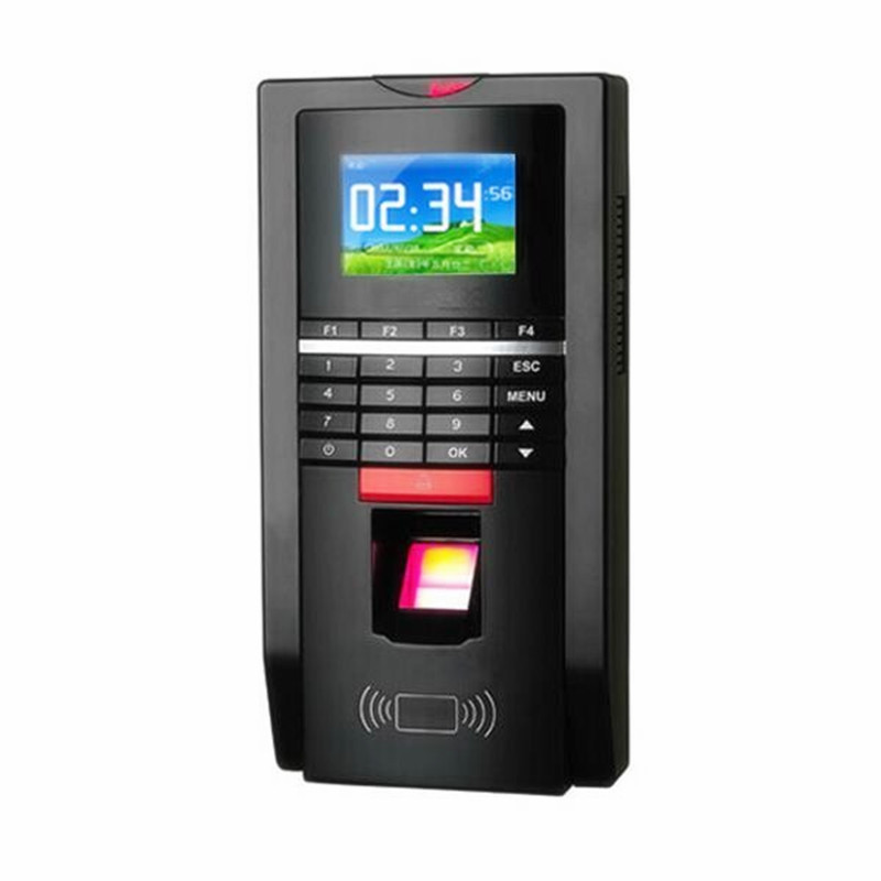Fingerprint Door Access Control System With 125Khz Card Realand Access Control & Time Attendance Terminal MF131 network access control staff attendance management system