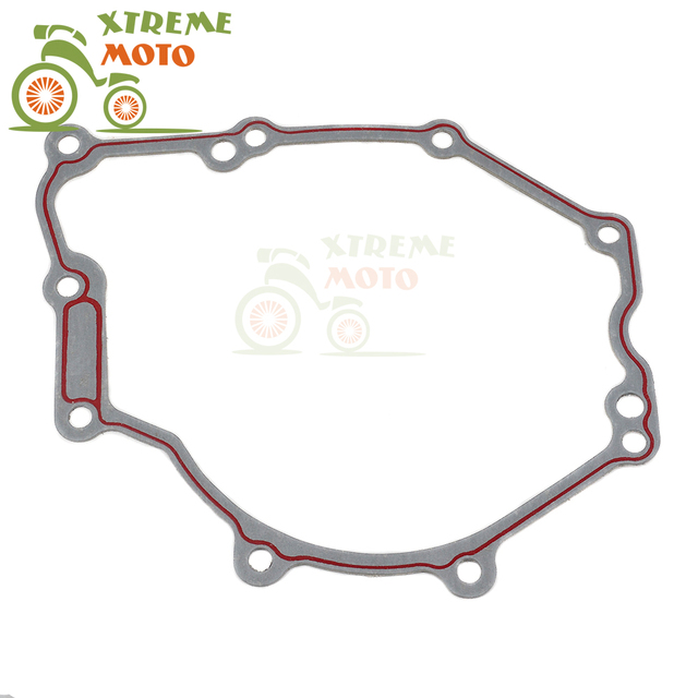 US $8 59 14% OFF|Engine Stator Clutch Cover Seal Clutch Cover Gasket For  YAMAHA YZF R6 2006 2015 06 07 08 09 10 11 12 13 14 15-in Covers &  Ornamental