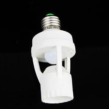 E27 Plug Socket 360 Degrees PIR Induction Motion Sensor IR Infrared Human