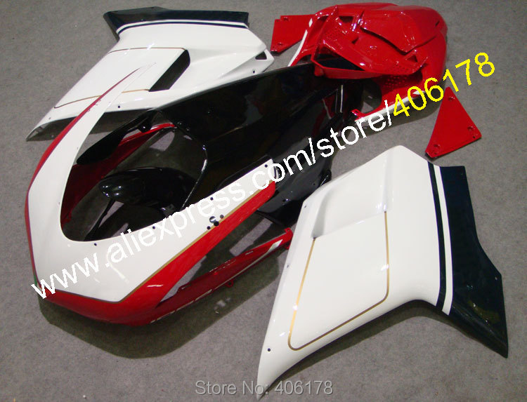 Hot Sales,Cheap Motorcycle Fairings Kit For Ducati 848 1098 07-11 1198 2007-2011 Bodywork ABS Fairing set (Injection molding) hot sales yzf600 r6 08 14 set for yamaha r6 fairing kit 2008 2014 red and white bodywork fairings injection molding