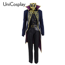 Dishonored 2 Emily Kaldwin Cosplay Costume Woman Suits Trench Vest Shirt Pants Gloves Mask Full Set