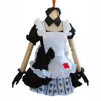 Hetalia: Axis Powers Belarus Natalia Alfroskaya Cosplay Costume halloween costume maid dress
