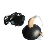 補聴器サウンドアンプミニusb rechargeble高齢音声アンプ