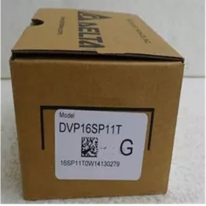 DVP16SP11T DVP16SP11R DVP16SP11TS New Original PLC Digital extension module 8DI 8DO transistor outpurt, Have in stock