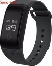 Smartch новые Сенсорный экран A09 Смарт часы браслет артериального давления сердечного ритма Monitores шагомер Фитнес умный Браслет pk