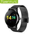 Torntisc Bluetooth Smart Watch K88H 1.22 Дюймов Полный Круг Экран Сердечного ритма Телефон Smartwatch для Android 4.3 IOS 7 или выше