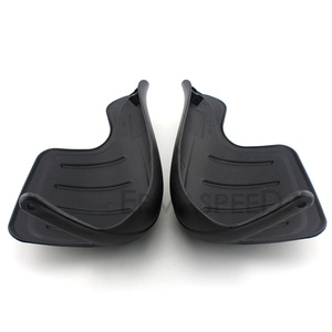 Image 2 - 22mm Windproof Motorcycle Handguard Universal Accessories Motocross Hand Guards for BMW f800r cb650f gsr 600 Honda pcx 125