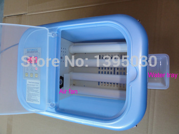 цены 1PC 220V Automatic Egg Incubator Chicken Incubator Poultry Hatchers 9 eggs Incubator machine