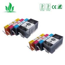 8 pcs 920XL Ink Cartridge Compatible for HP920 920xl officejet 6000/6500/6500A/7000/7500/7500A Printers