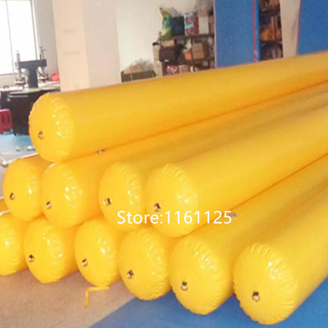 Inflatable Water barrie long 5m, good quality for fast