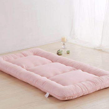 Luxury Candy colors Tatami Mats Bed Mattress Cushion Plush Mattress Pad bedroom Sofa Bed Chair Yoga mattress