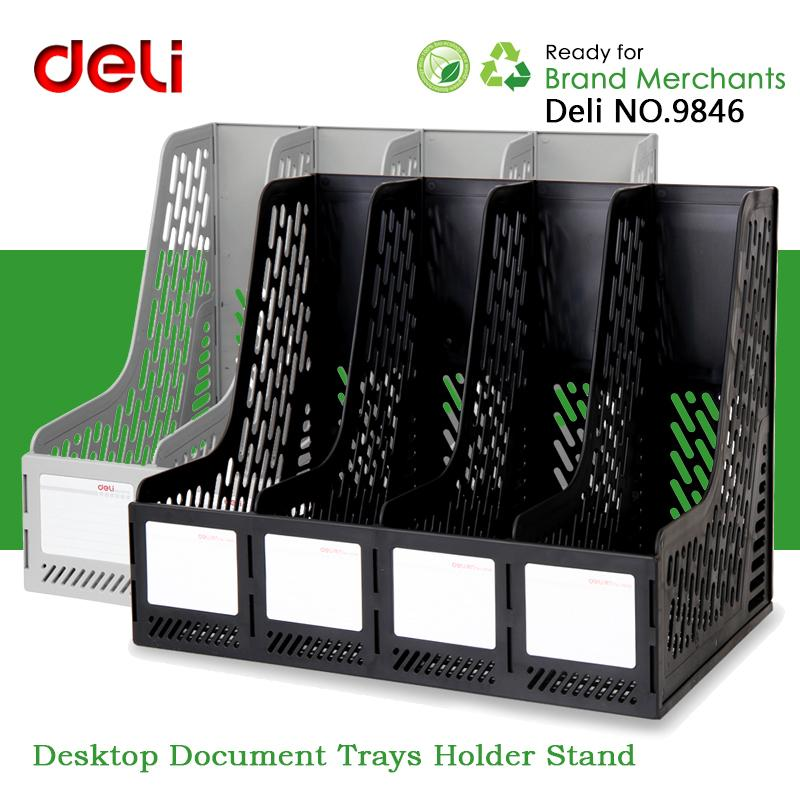 Doent Trays Office Tabletop File
