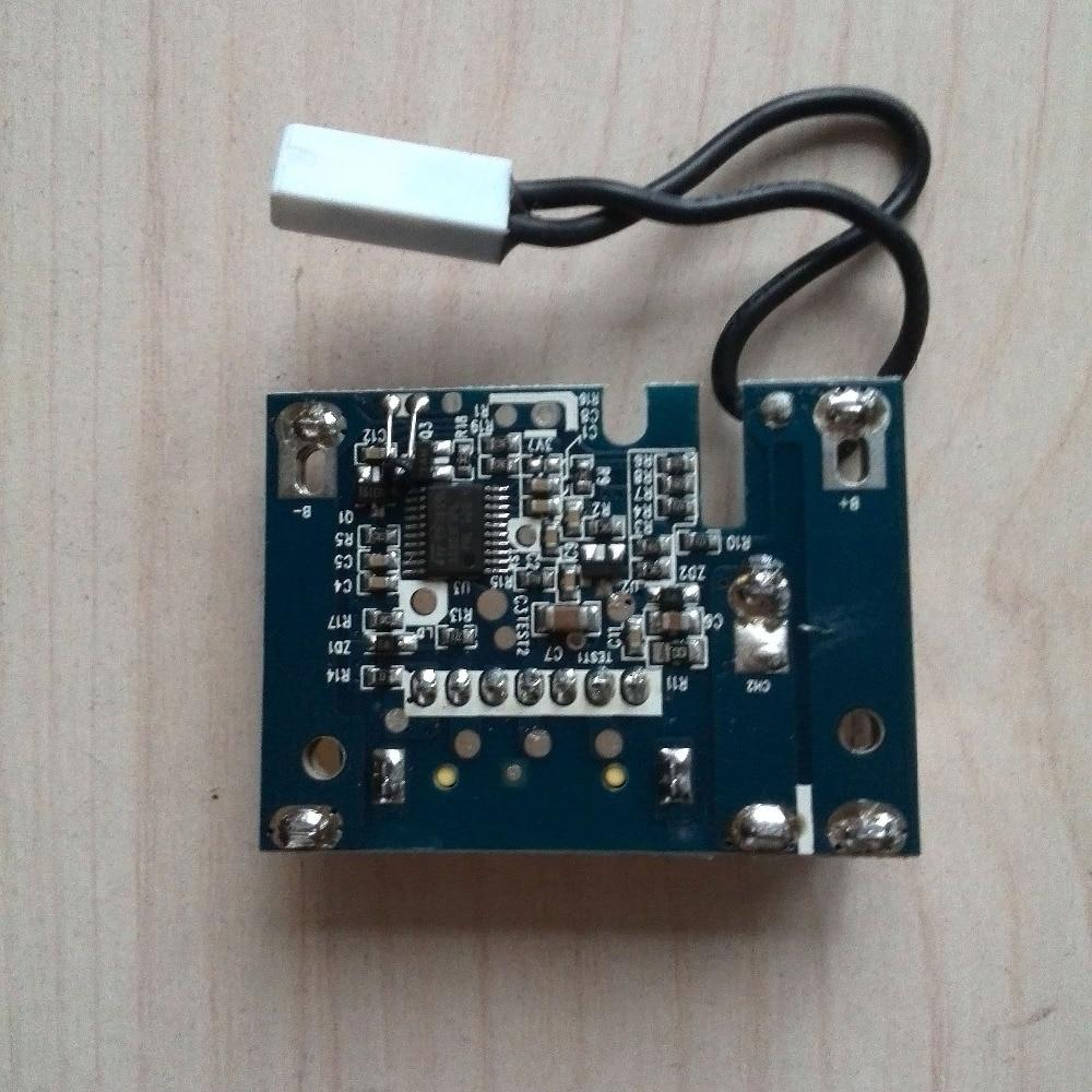 10 Pcs PBL1830 Li-Ion Battery PCB Charging Protection Circuit Board for Makita 18V 1.5Ah 3Ah 4.5Ah 6Ah BL1815 BL1845 BL1860 30a 3s polymer lithium battery cell charger protection board pcb 18650 li ion lithium battery charging module 12 8 16v
