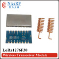 2pcs/lot  Lora1276F30 1W 6-8km Long Distance and High Sensitivity (-120 dBm) 868MHz  Wireless RF Module