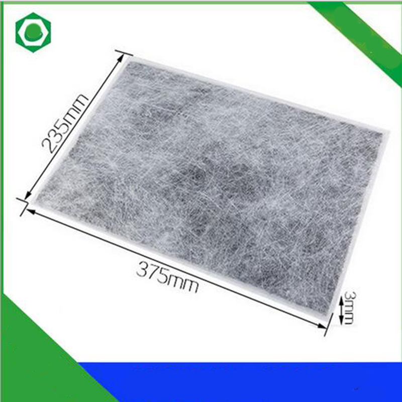 23.5*37.5*0.3cm Air Purifier Parts FZ-C70VFS Filter for Sharp KCC70SW/B KC-W200SW/B KC-Z200SW KC-B50 KI-DX50 KI-BX50Air Purifier аксессуары для увлажнителей воздуха sharp fz 200hfs hepa kc w200sw z200sw 70sb w