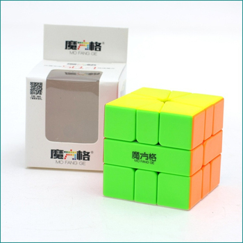 educational toys 7pcs kids puzzle magnetic cube magnet block magic square cube games 3d puzzles for children boys and girls gift Qiyi MoFangGe MFG Square-1 SQ1 3X3X3 Magic Cube Puzzle Educational Toys For Children Kids - Colorful