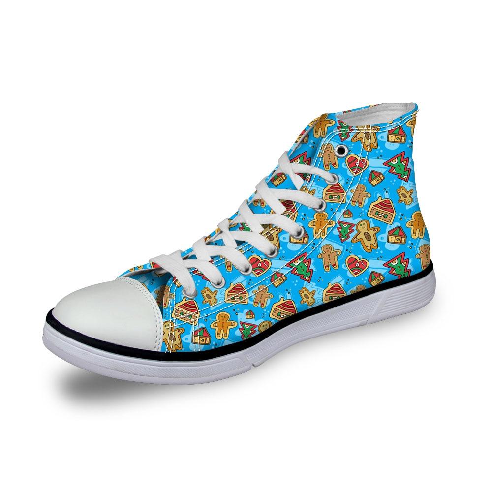 Noisydesigns Meitenes čības sievietes ikdienas vulkanizētas kurpes - Sieviešu apavi