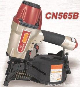 Image 1 - CN565B spule nagel pistolen Air gun Dach nagel pistole MAX