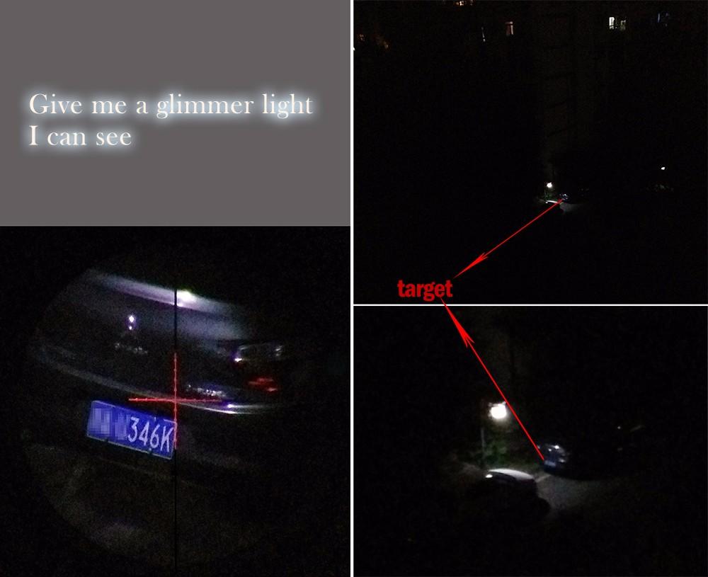glimmer light