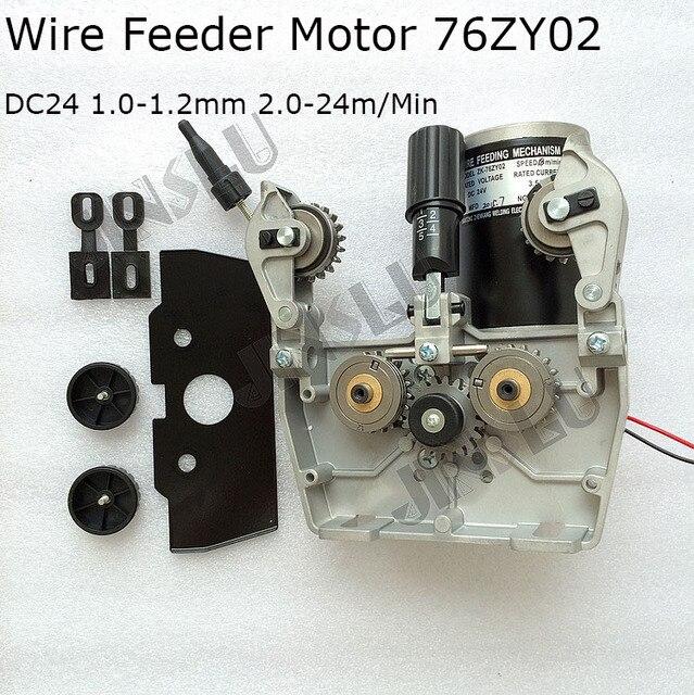 Mag Wire | Mig Mag Welding Machine Welder Wire Feeder Motor 76zy02 Dc24 1 0 1 2