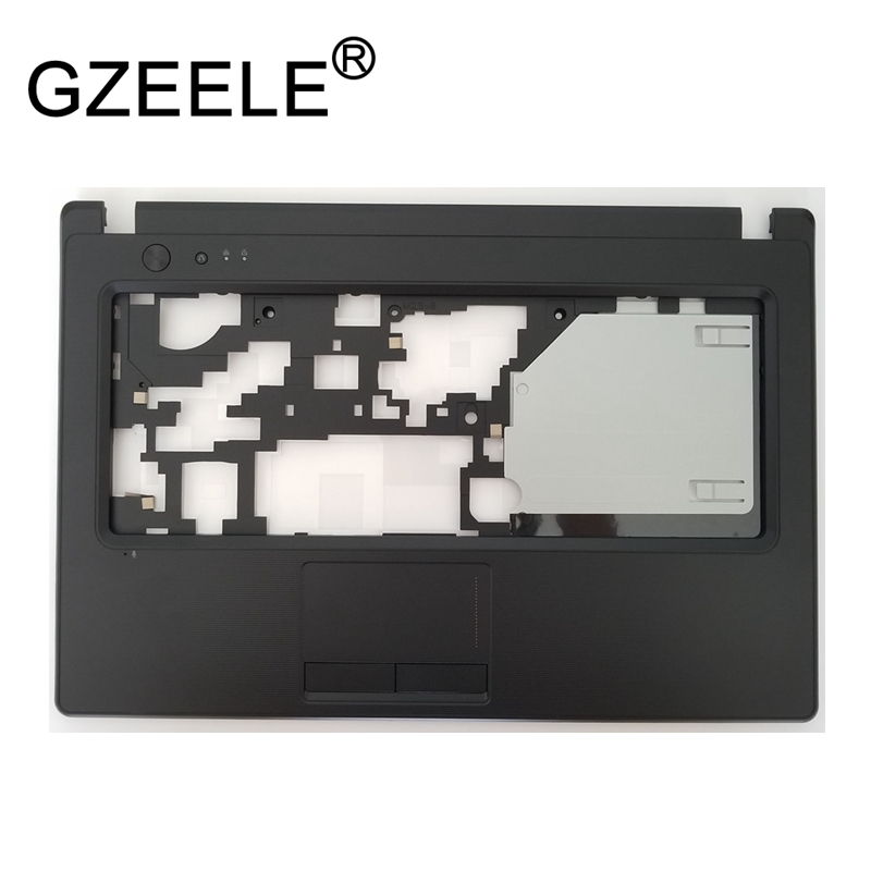 GZEELE New for <font><b>Lenovo</b></font> <font><b>G470</b></font> G475 G470D G470AX G475AX Palmrest Upper Lid Keyboard Bezel Cover Laptop <font><b>Case</b></font> image