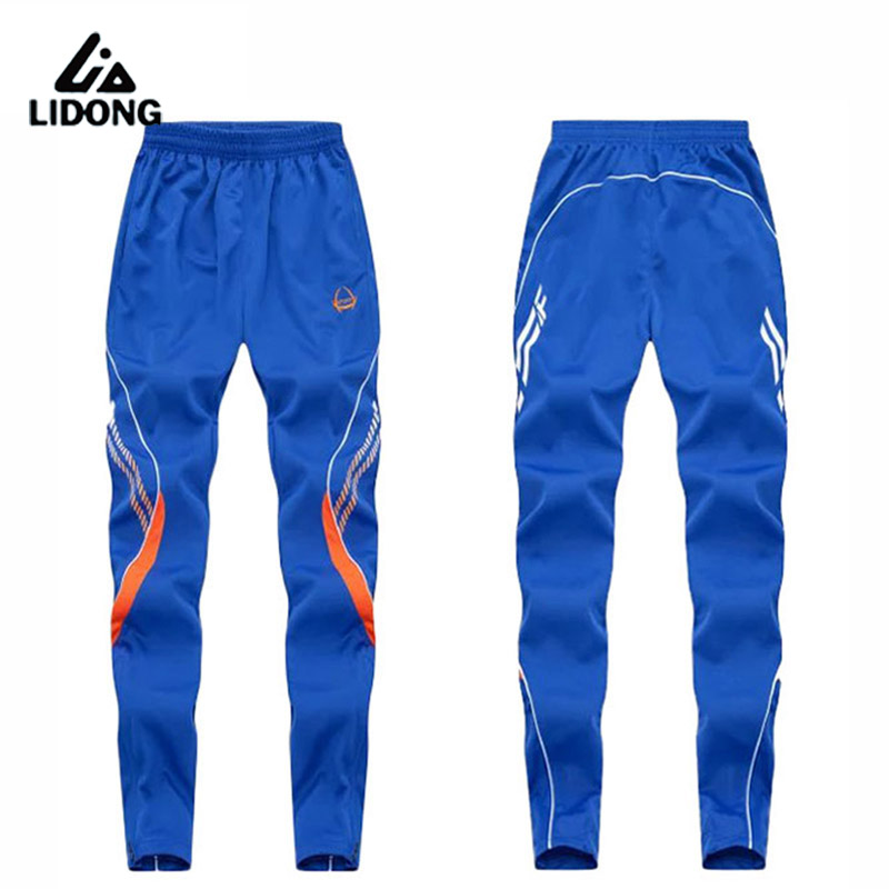 Training Soccer Pants Football Active Jogging pants Sport Running Track GYM clothing Mens Sweatpant Trousers