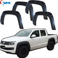 Fender Flares For Vw Accessories Black Mudguard For Volkswagen Amarok 2009 2010 2011 2012 2013 2014 Flare Decoration Part For VW