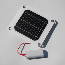 Hot 5V 5W Solar Charging Panel Battery Power Charger Board for Mobile Phone  LSK99