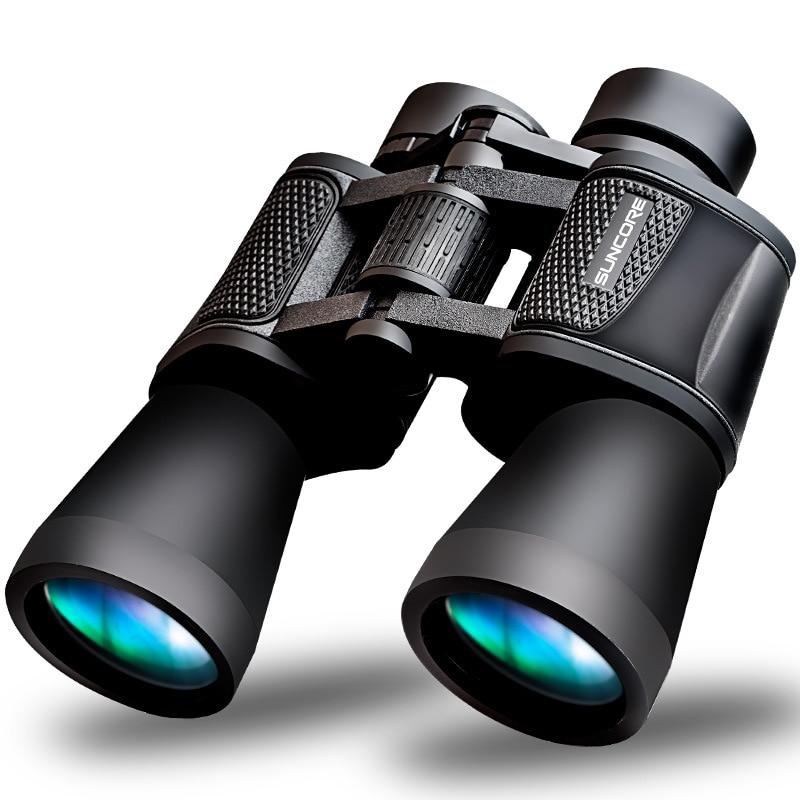 SUNCORE 16X50 HD Monocular Binoculars Wide Angle Focusing Optical Glass Lens Telescope for Outdoor Camping Bird Watching suncore water resistant 12 x 25mm monocular telescope