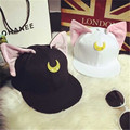 New Sailor cute snapback2016 cat ears flat along the hip-hop Cap Baseball Cap gorras bone