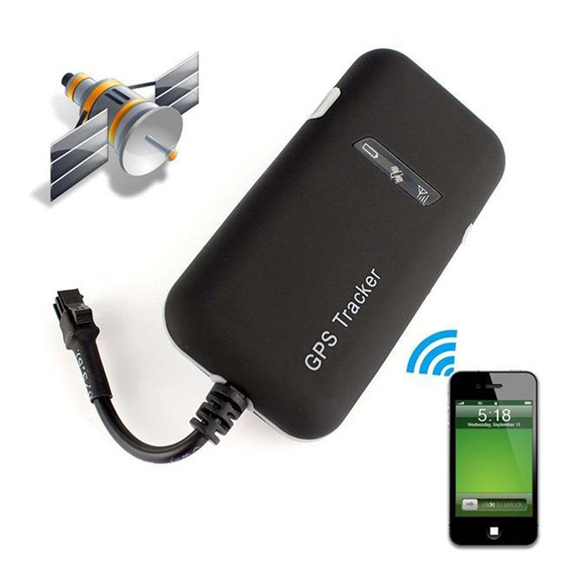 Mini Realtime Online Tracking System Gsm Gprs Locator