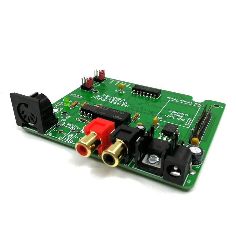 Waveblaster Module MIDI Interface Board Sound Card Wavetable