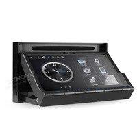 XTRONS 7 двойной 2 din аудиомагнитолы автомобильные 1080 P видео HD цифровой моторизованный сенсорный экран Встроенный gps навигации стерео DVD плеер