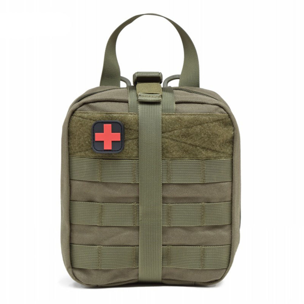 Tactical Outdoor EMT Medical First Aid Bag Utility Pouch Emergency Survival Bag BB55
