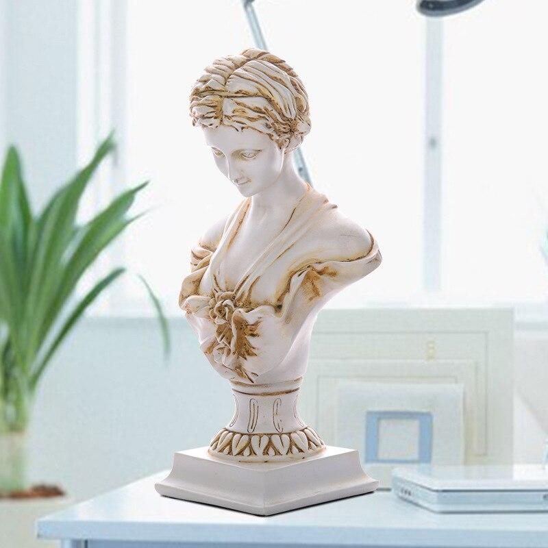 Venus Avatar Girl Resin Crafts Sculptures Gift Figurine Bouddha Rhaliexpress: Sculpture Home Decor At Home Improvement Advice
