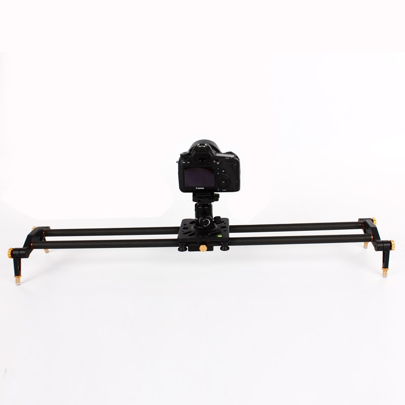 33inch/84cm 6 Bearings Carbon Fiber DSLR Camera DV Slider Track Video Stabilizer Rail Track Slider For Photo Studio
