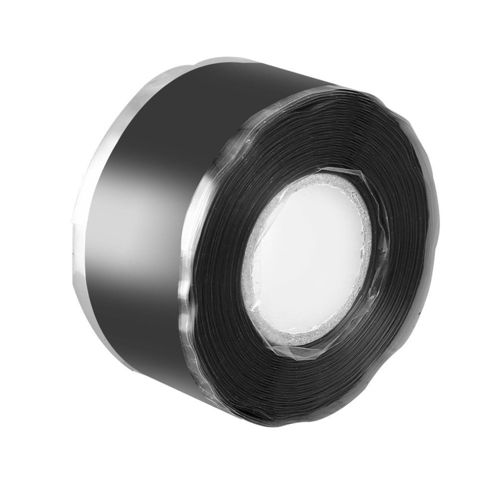 Insulating Silicone Tape For Pipe Pipes Repair Tapes For Water Supply Plumbing Tools Self-adhesive Hydrophobic Self-fluxed Band
